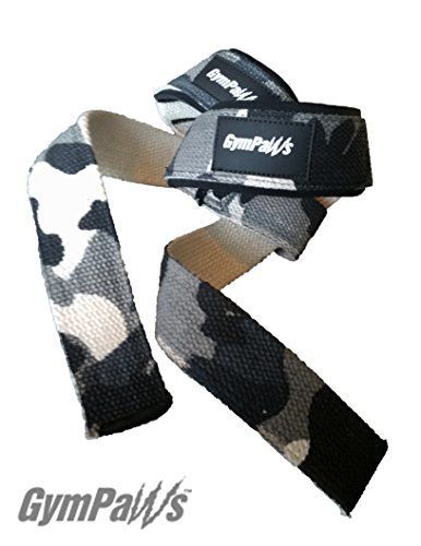 Military Grade Camoflauge Weight Lifting Straps Camo * You can get additional details at the image link.