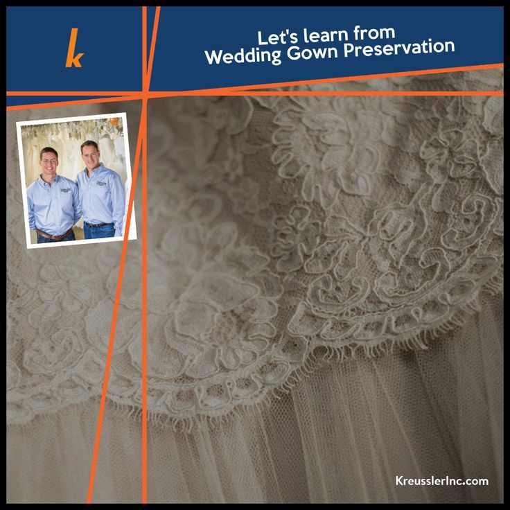 The Wedding Gown Preservation Company: What Is Wedding Gown Preservation?