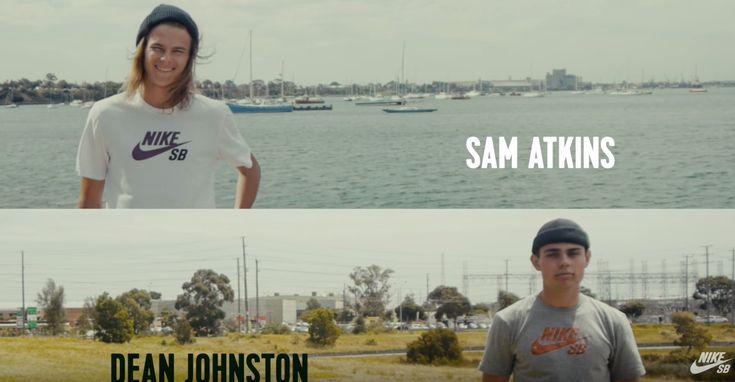 Le ultime aggiunte delteamNike SB Australia,Dean Johnston e Sam Atkins, entrambi chiamano Melbourne come loro casa nonostante ancora vivano su lati diversi di Port Phillip Bay. Questo video most…