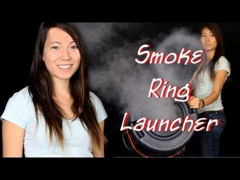 Smoke Ring Launcher. - Fun Facts for Kids