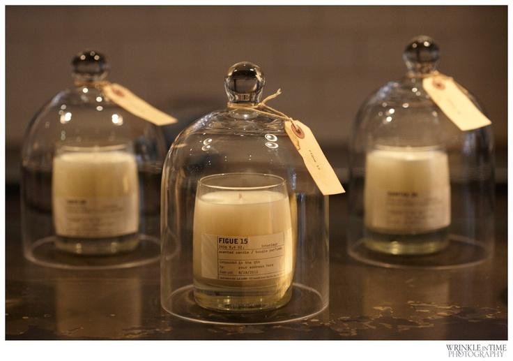 Le Labo candles