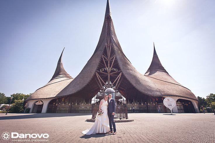 Bruiloft Sonja & Michael | Efteling