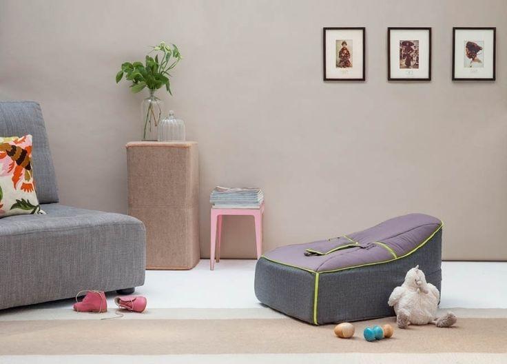 Детский шезлонг-качалка от Эрика Журдана для Beaba #FAQinDecor #design #decor #architecture #interior #art #дизайн #декор #архитектура #интерьер