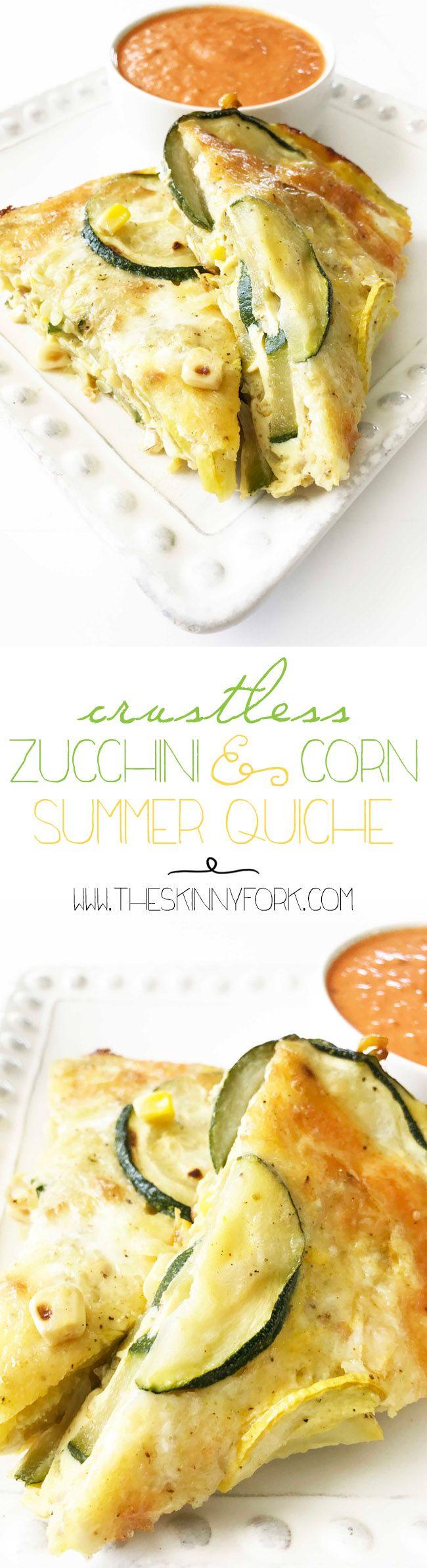 Best 25+ Zucchini quiche recipes ideas on Pinterest ...