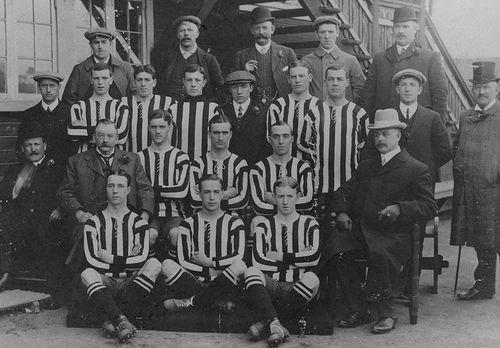Newcastle United Football Club c.1910
