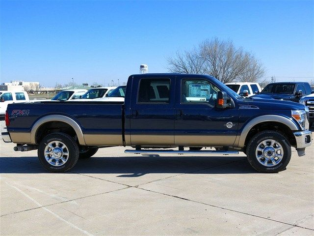 2013 Ford F350 Lariat - Long bed?  Yes please!
