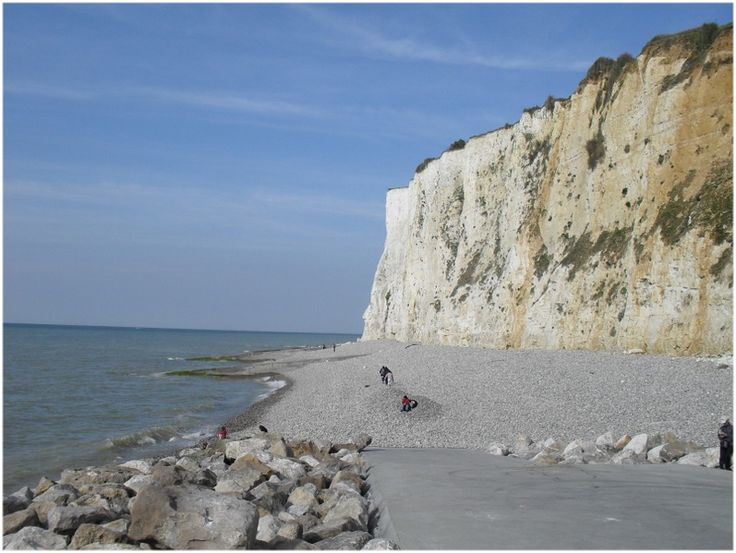 Cayeux-sur-Mer, Somme, Picardie, France