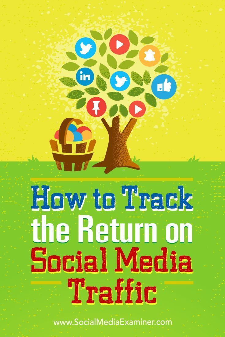 Do you track your social media marketing results?  By tracking micro-conversions and attribution, you can connect a dollar value to your social media marketing efforts.  In this article, youll discover how to track the return on social media clicks. Via