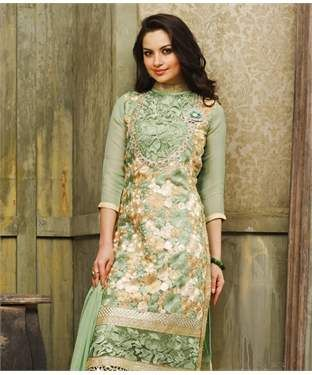 Georgette Suit with Dupatta   I found an amazing deal at fashionandyou.com and I bet you'll love it too. Check it out!