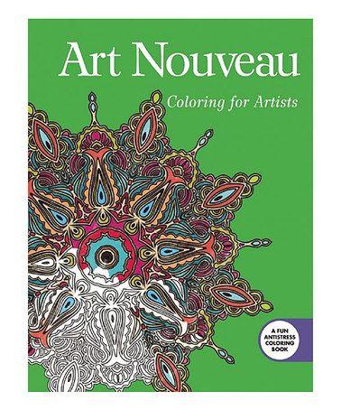 Artists Colouring Book Art Nouveau : 1946 best classeur coloring book images on pinterest