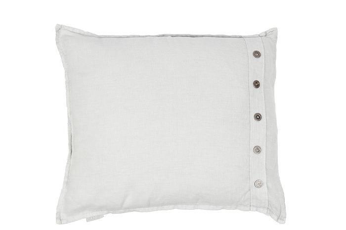 MrsBLOOM: Vintage Linen Cushion Sophie old blue 50x40