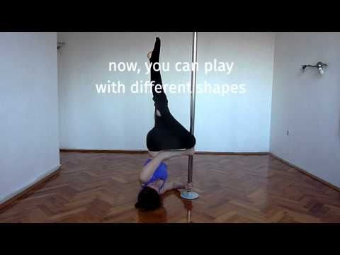 Shoulder Stand - YouTube