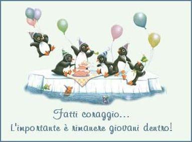 Fatti coraggio... L' importante è rimanere giovani dentro! Buon Compleanno! #compleanno #buon_compleanno #tanti_auguri