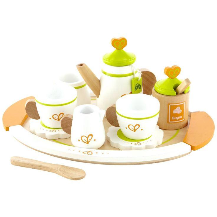 Set da Tè per due - Tea Set for Two - Hape - E3124 | lalberoazzurro.net