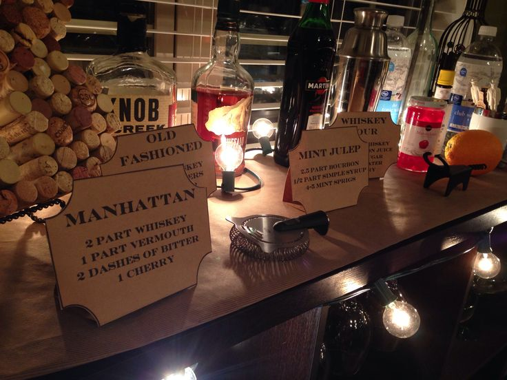 17 best images about bourbon tasting party on pinterest
