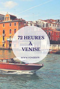 72 heures à Venise : les meilleures adresses de la Sérénissime / Yonder http://www.actuweek.com/go/amazon-italie.php