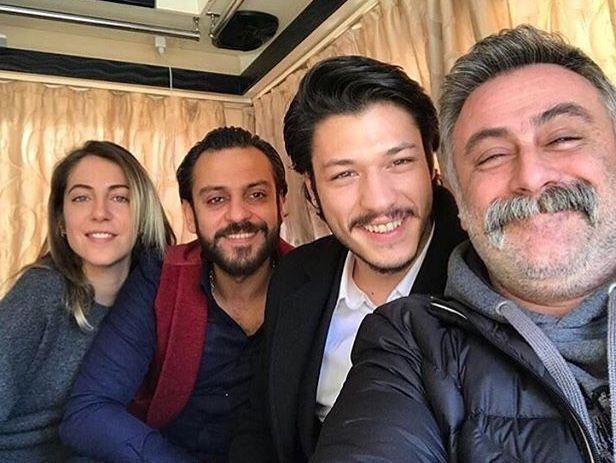 Kubilay Aka & Erkan Keka Çukur Celasun & Vartolu