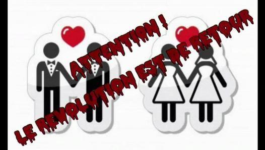 """Ca y est cest le retour de la révolution en France ! - Vidéo Dailymotion - Les antis """"mariage pour tous"""" n'ont pas dit leur dernier mot !!! Le printemps Français arrive !! Bon....à cause des intempéries il est un peu en retard, mais......il arrive et ca va ch... !!!!!!!"""
