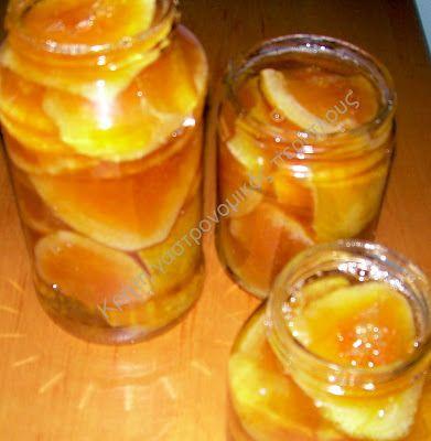 Γλυκό πορτοκάλι   Κρήτη: Γαστρονομικός Περίπλους