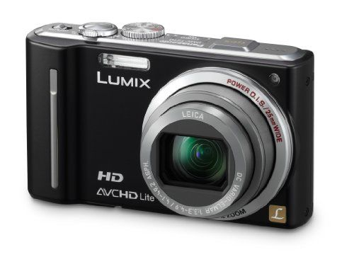 Panasonic Lumix DMC-TZ10EG-K Digitalkamera (12 Megapixel 12-fach opt. Zoom, 7,6 cm Display, Bildstabilisator, Geo-Tagging) schwarz - http://kameras-kaufen.de/panasonic/panasonic-lumix-dmc-tz10eg-k-digitalkamera-12-12-7