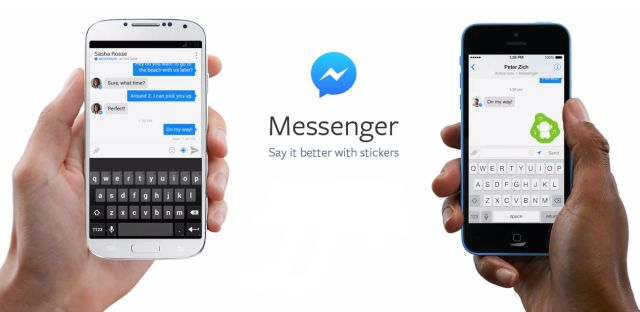 how to change language in facebook messenger
