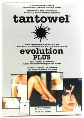 Tantowel Evolution Plus 5's (Case of 6) by Tan Towel. $135.89