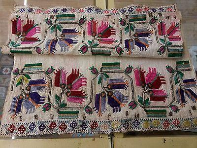 Antique-Ottoman-Silk-Embroidery-19th-century-Yaglik