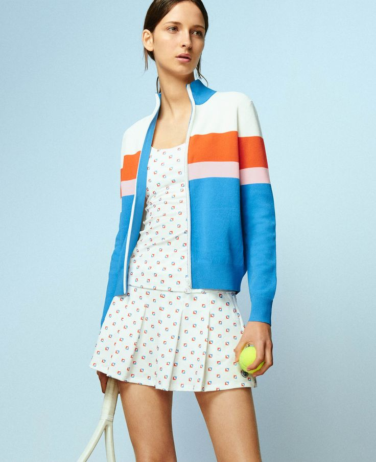 Tory Sport Spring 2016- almost any piece would make me happy  size up they run small- probably a large!
