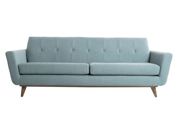 Hughes Sofa in Loft Spa http://joybird.com/sofas/hughes-sofa/?fabric=loft_spa