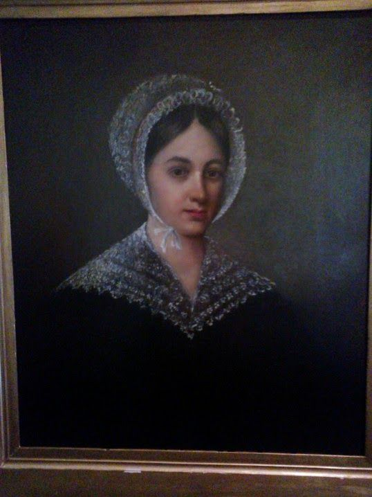 Susan Childress Ruckers, Sarah Polk's sister.