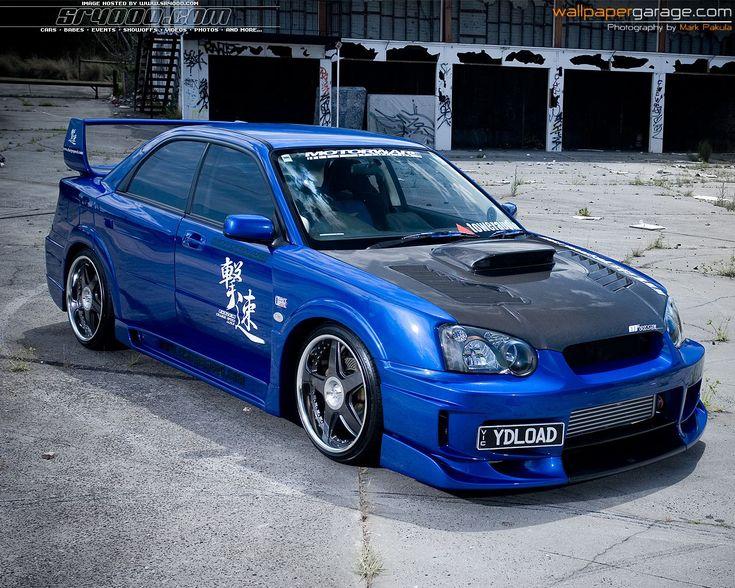 Awesome Impreza Blobeye (2G) - Custom Impreza Blobeye - Tuning Cars photo #Subaru #tuning
