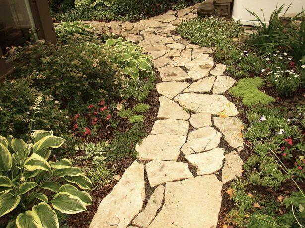 Elegant Best 25+ Flagstone Walkway Ideas Only On Pinterest | Flagstone, Stone Path  And Backyard Walkway
