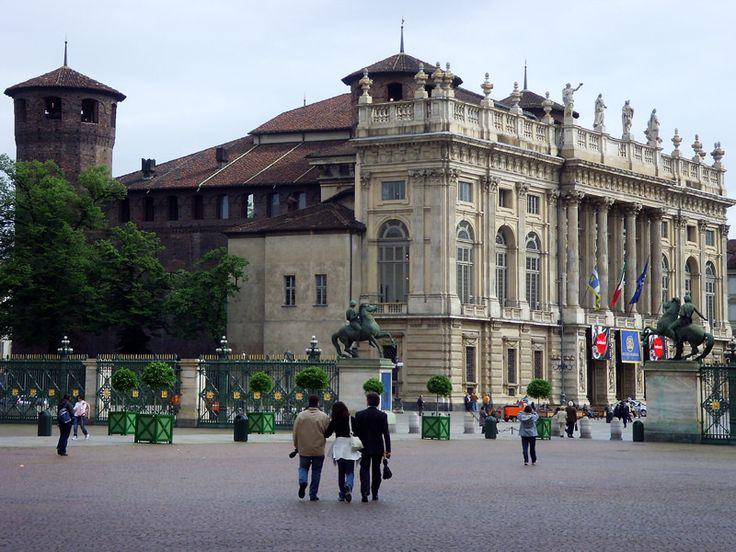 Turin, Italy - Palazzo Madama