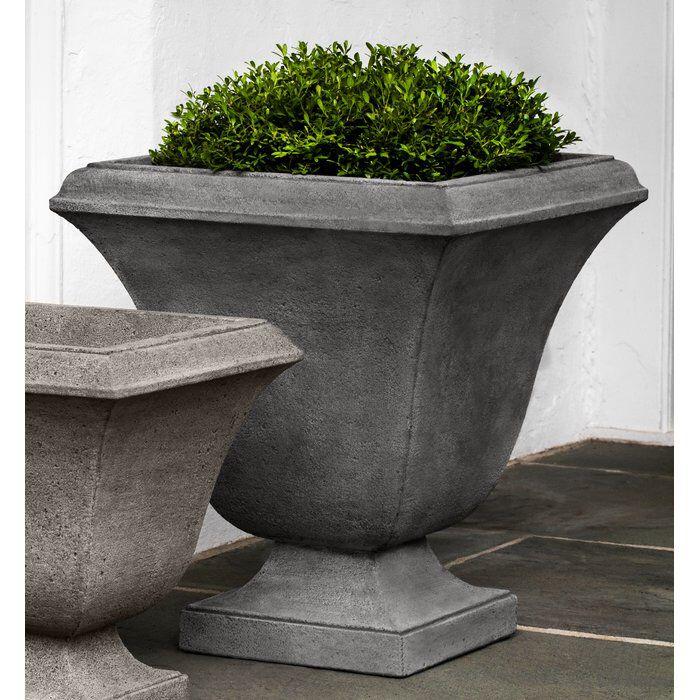 Trowbridge Cast Stone Pot Planter Vasos Pietra