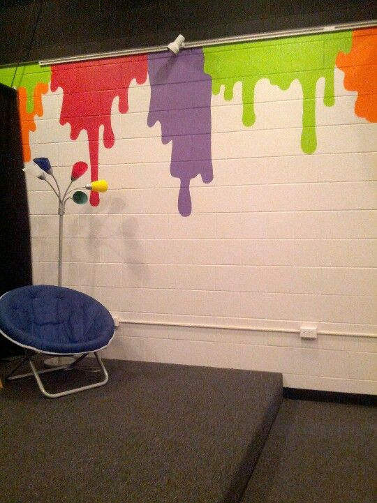 25 best kids church rooms ideas on pinterest kids for Church mural ideas