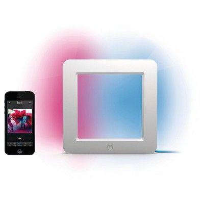 Holi, The Smart Connected Led Mood Lamp - Silver (HOLI0108)