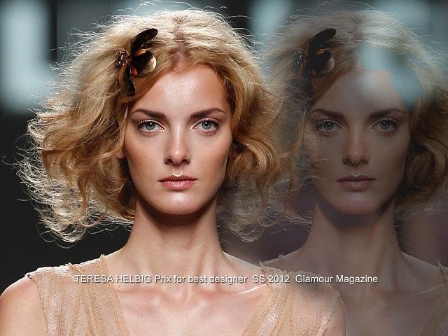 Teresa Helbig  SS2012 Prix for best designer 2011  Glamour Magazine  www.teresahelbig.com