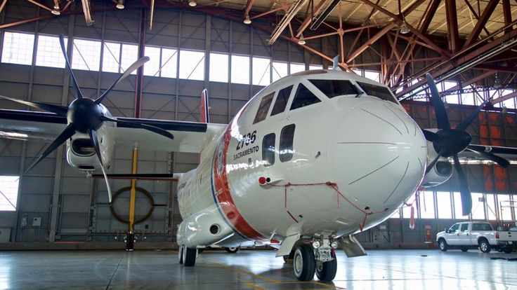 Alenia C-27J Spartan (#2706) US Coast Guard Air Station Sacramento an Extended-Range, Air/Sea Search and Rescue Aircraft (the C-130H Replacement (2)