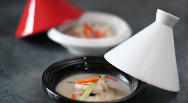 Image de la recette soupe thailandaise express cuisine for Cuisine thailandaise