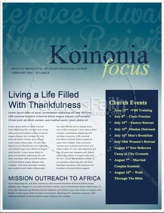 8 best Church Newsletters images on Pinterest Newsletter - church newsletter