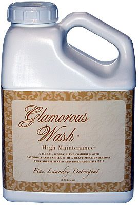 High Maintenance Glam Wash by Tyler Candle Company. Love Love  this for my towels an sheets