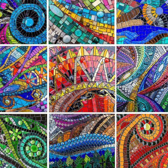 Julie Edmunds by Folt Bolt - the colorful art palette