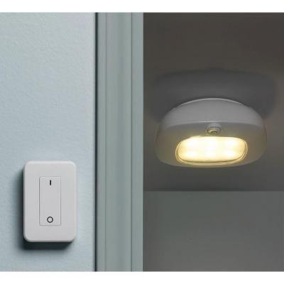Light It! Wireless White RC LED Ceiling Light Set-30032-308 - The Home Depot