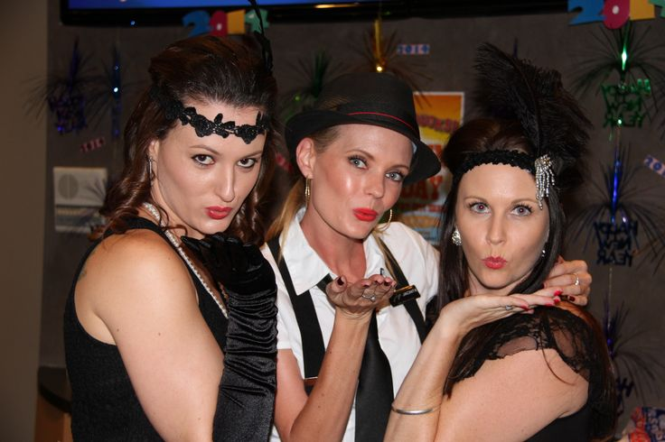 Gangster & Flappers NYE at Cazalys