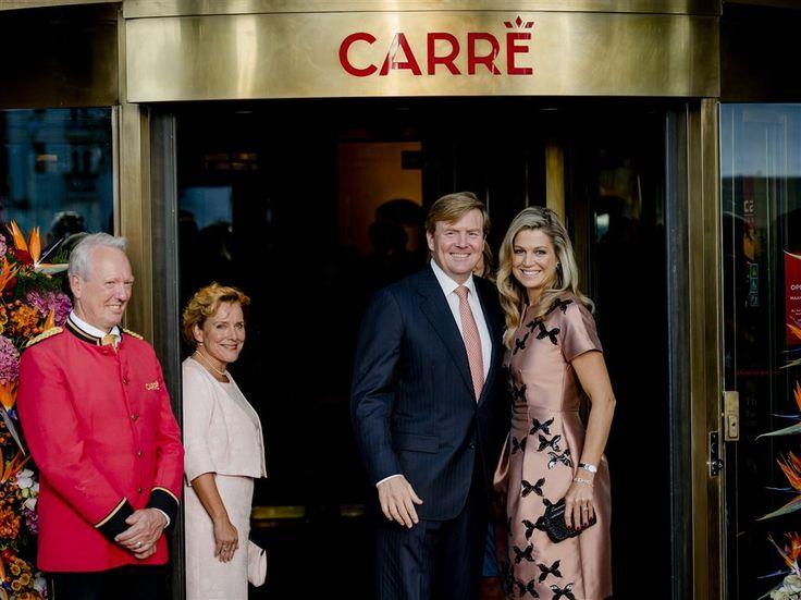 AMSTERDAM - In Koninklijk Theater Carré in Amsterdam is zaterdag samen met de koning, koningin en prinses Beatrix teruggeblikt op de viering van 200 jaar Koninkrijk. De afgelopen twee jaar is met talloze evenementen gevierd dat hiervoor in 1813 de basis werd gelegd. (Lees verder…)