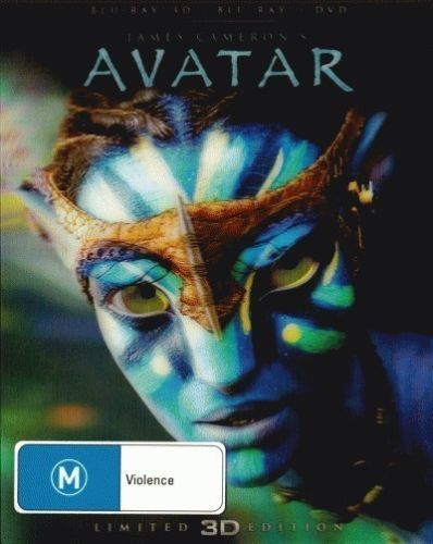 New #sealed avatar 3d & 2d blu ray & dvd #combo #(region b) lenticular slipcover ,  View more on the LINK: http://www.zeppy.io/product/gb/2/262700669794/