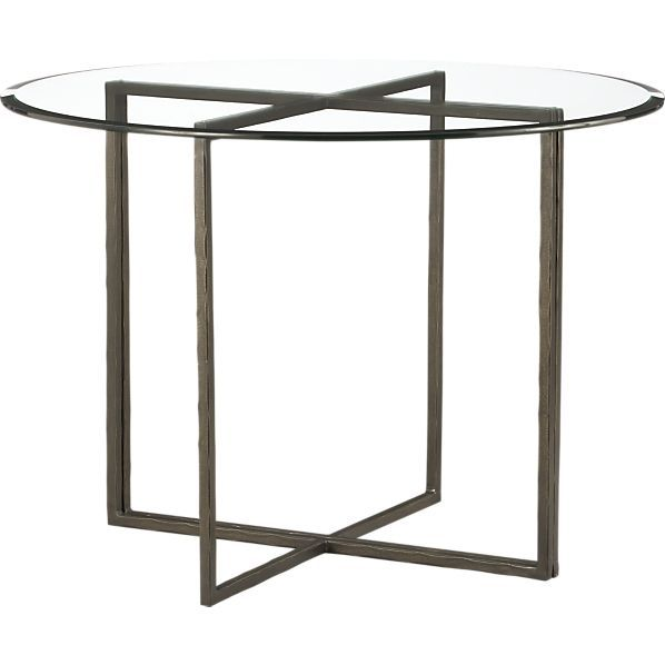kitchen table base ideaso simple yet beautiful with wood top and
