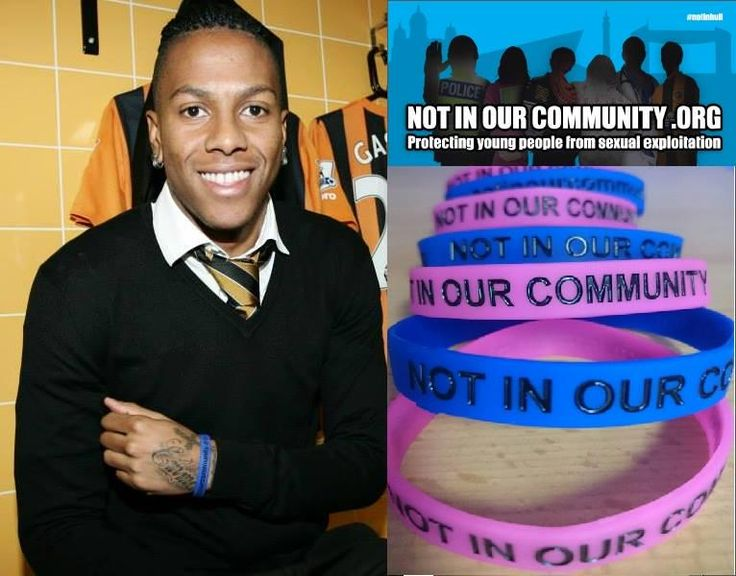 Wristband support from Hull City player Abel Hernandez!