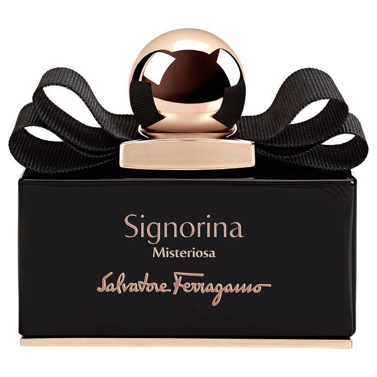 #Signorina #Misteriosa EDP 100ml Этот дерзкий аромат открывает тайны молодой женщины, которая сама диктует правила своей жизни.