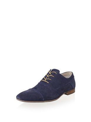 51% OFF Calvin Klein Men's Irah Suede Oxford (Navy)